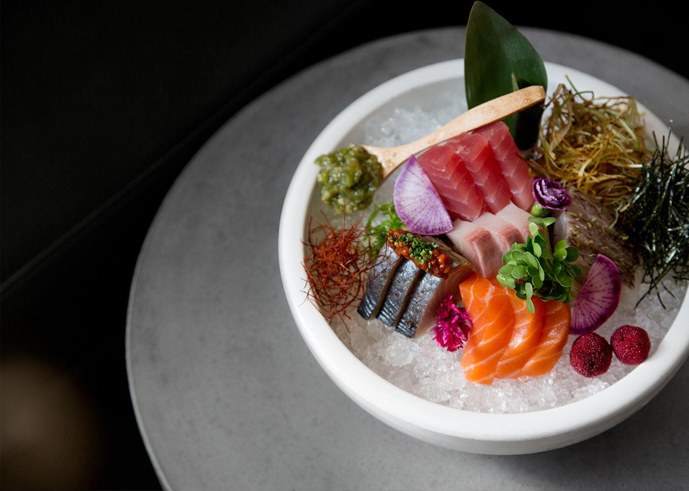 Kru contemporary japanese cuisine for Cuisine japanese